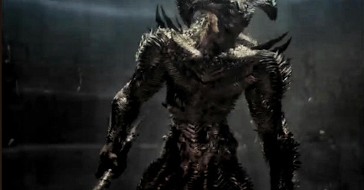 Zack Snyder Justice League Steppenwolf