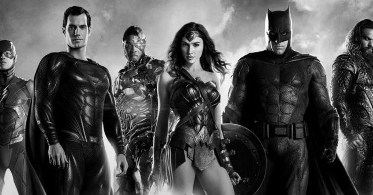 zack snyders justice league twitter account