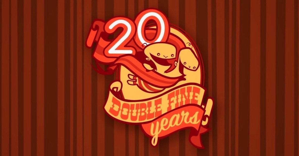 20 Double Fine Years
