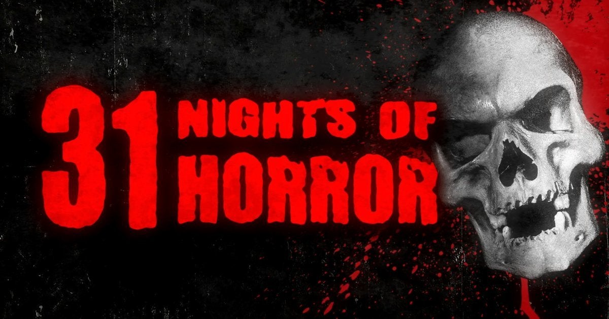 31 nights of horror shout factory scream streaming