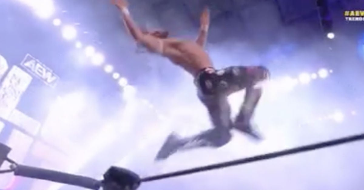 AEW-Matt-Sydal-Botch-Shooting-Star-Press