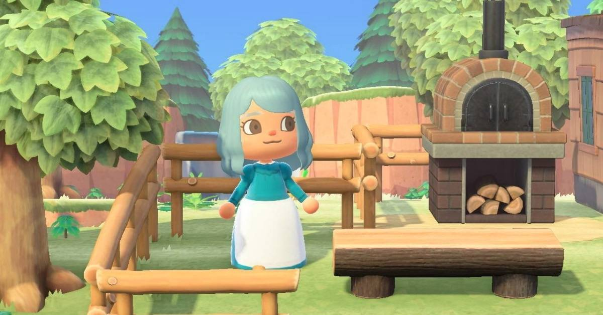 Animal Crossing Harv's Fence