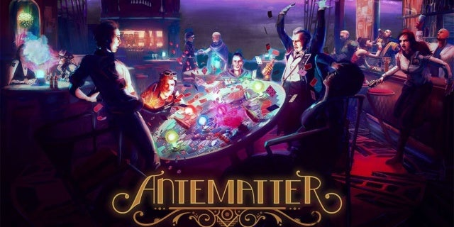 antematter hed