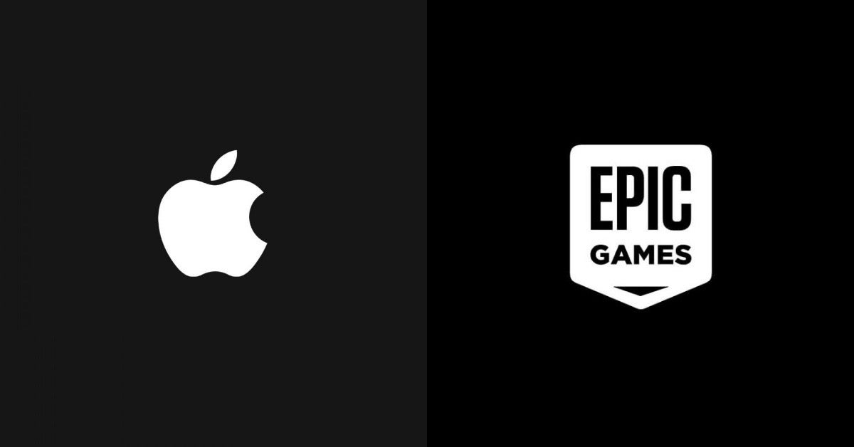 Apple Epic Games