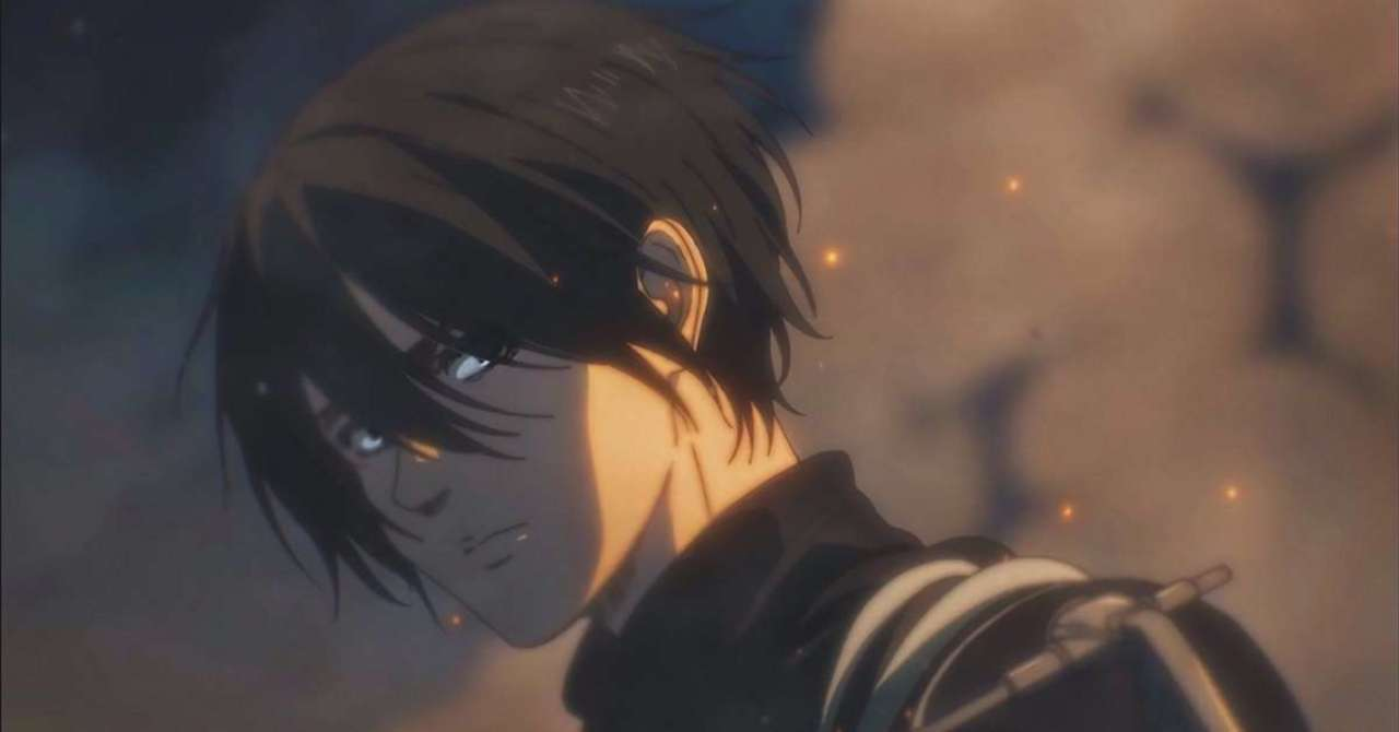 Attack On Titan Season 4 Poster Has All Eyes On Mikasa Mikasa ackerman anime art ataka titanov anime jyundee. attack on titan season 4 poster has all