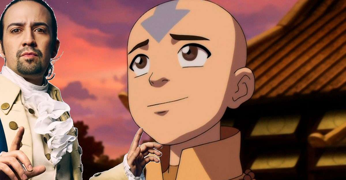Avatar The Last Airbender Hamilton Mash Up