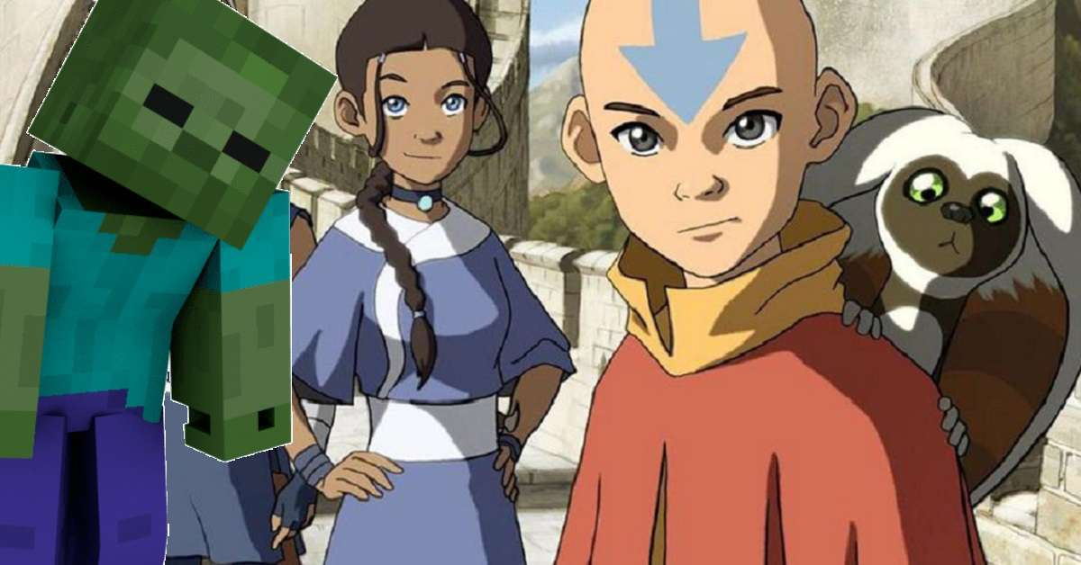 Avatar The Last Airbender Minecraft