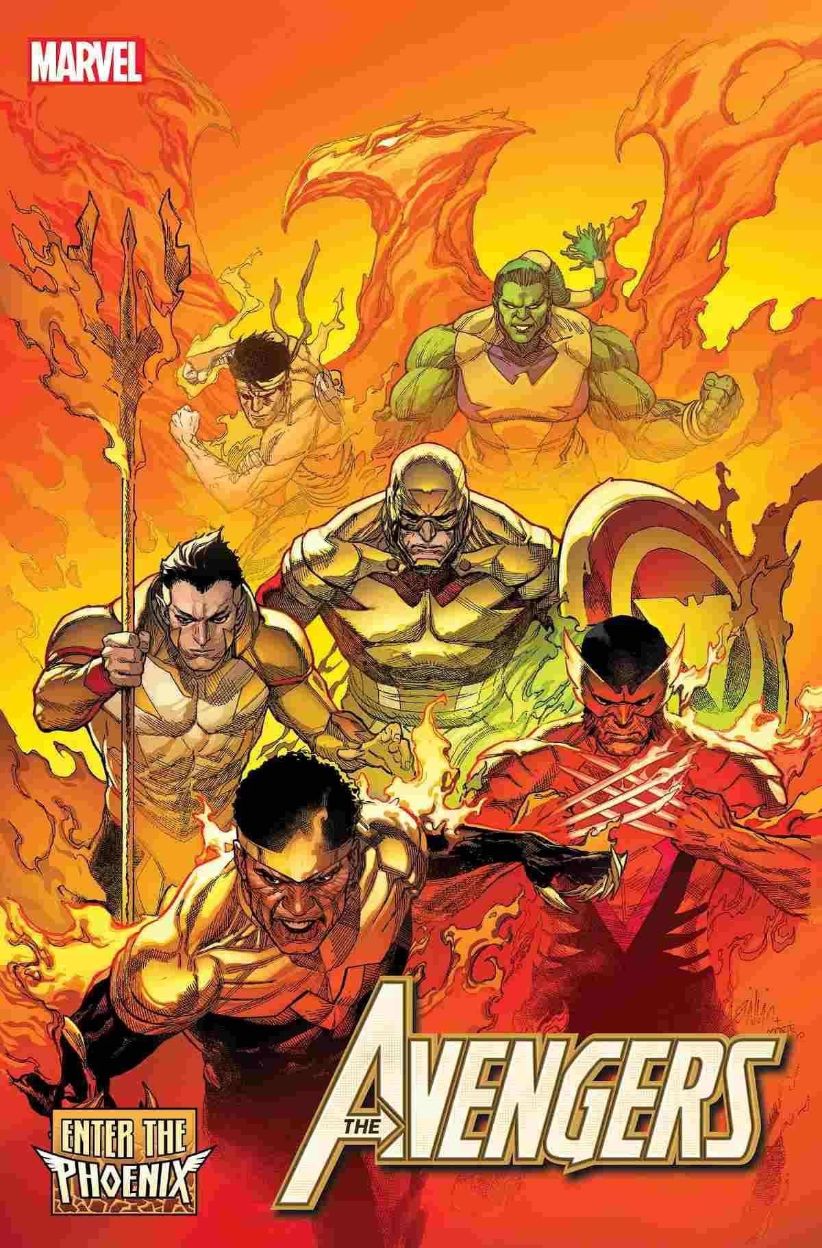 Avengers 40 Marvel