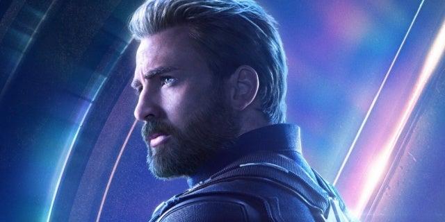 avengers infinity war chris evans