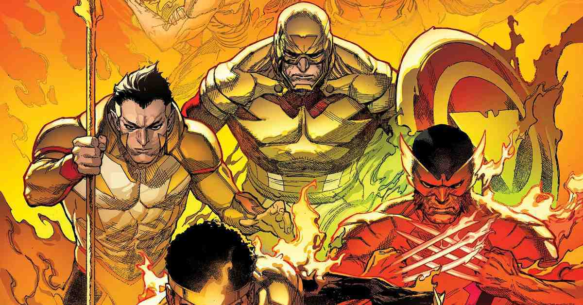 Avengers Phoenix Force