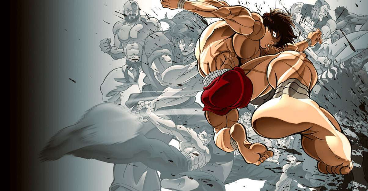 Baki Season Four
