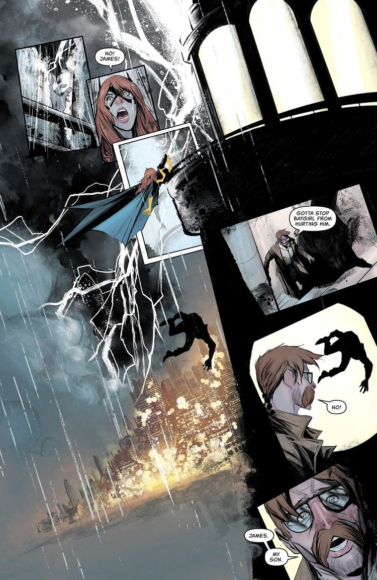 batgirl 49 james gordon jr death 3