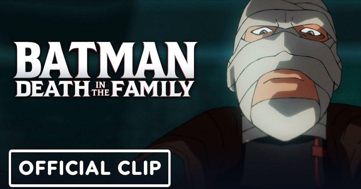 Batman Death in the Family Clip