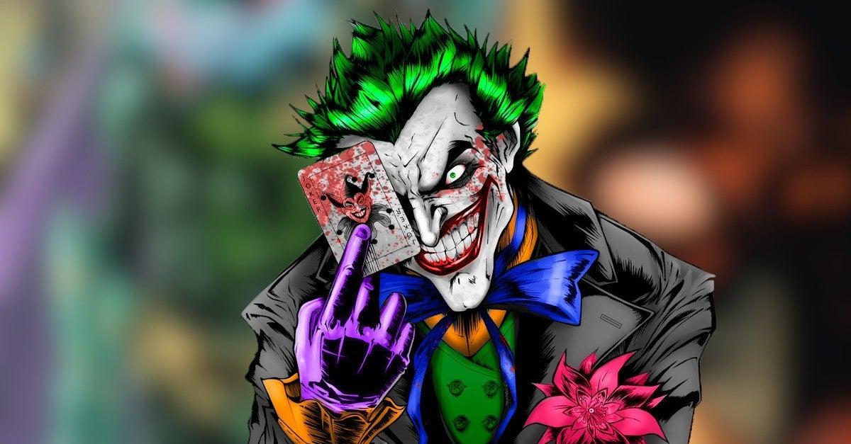 Batman Joker New Batsuit DC Comics 99