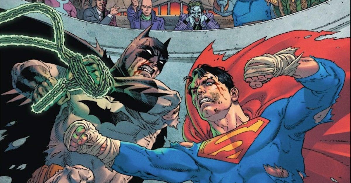 Batman Kills Superman Red Sun Satellites Annual 1 Spoilers