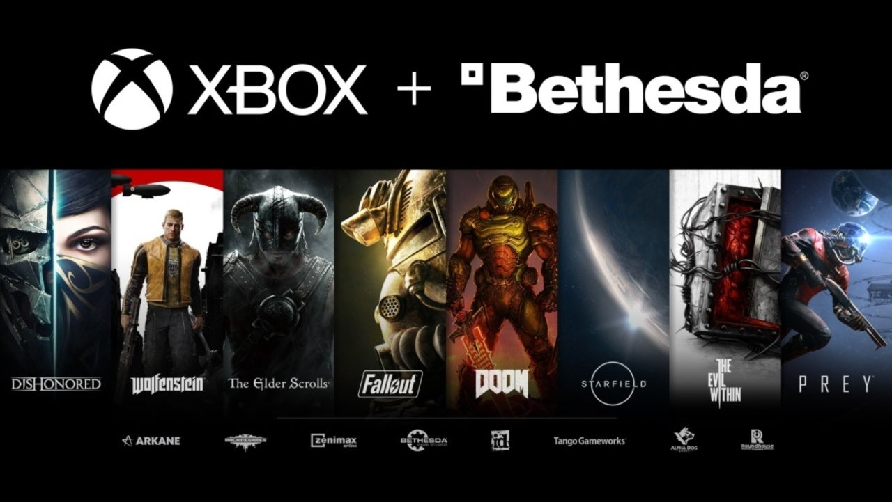 Xbox Acquisition of Bethesda is Nearly Finished