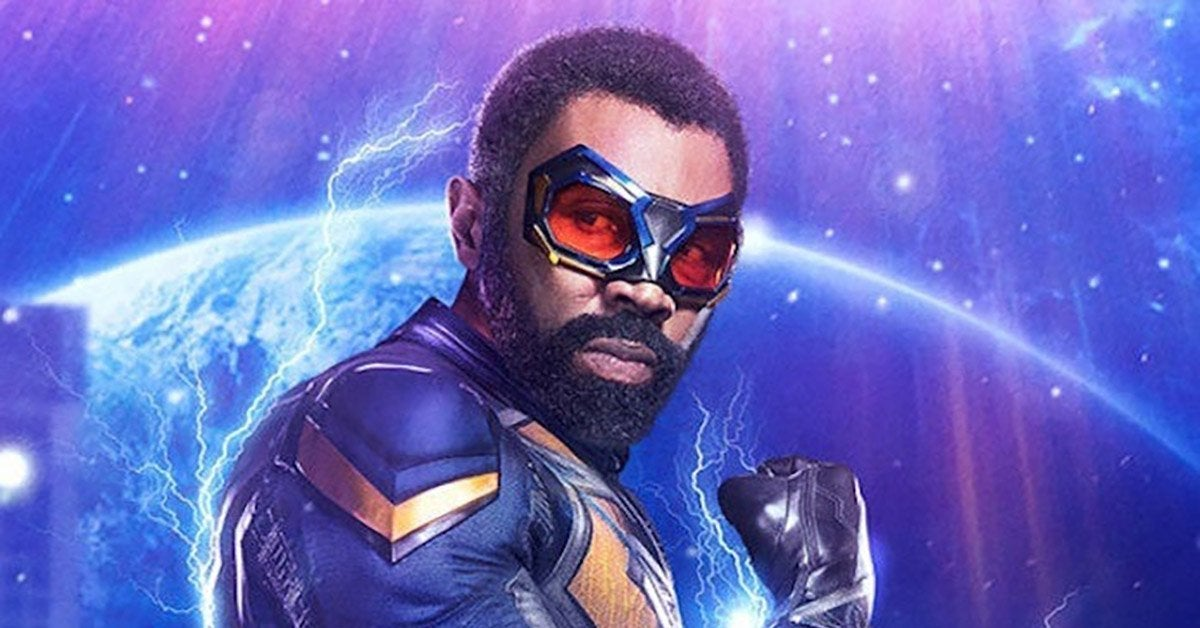 black lightning the cw