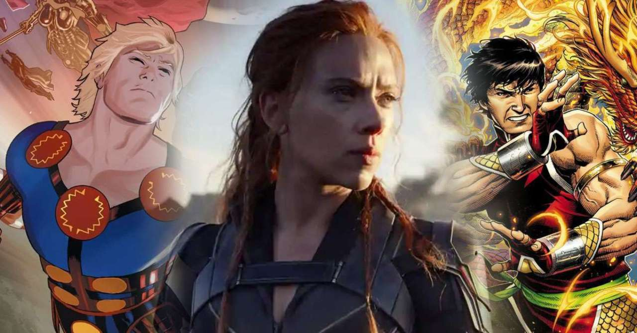 Black Widow, Eternals, Shang-Chi Delay Release Dates Deep into 2021 - The News Villa