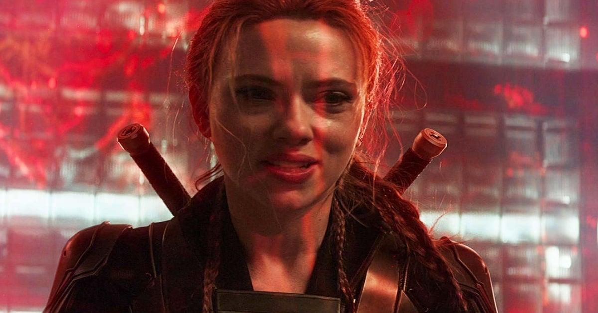 Black Widow Movie 2021