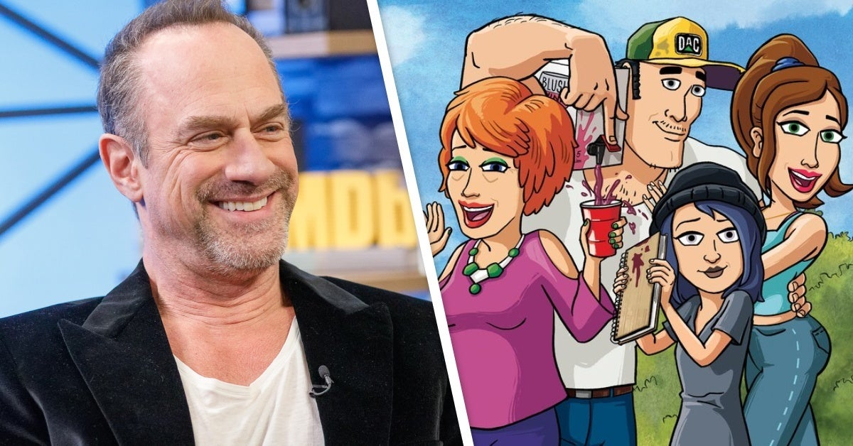 bless the harts christopher meloni