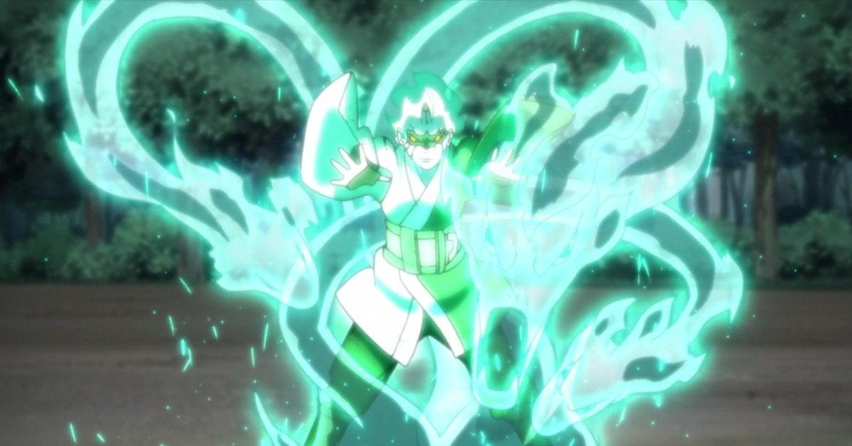 Boruto Naruto Mitsuki Sage Mode Return Deepa Fight Kara Anime