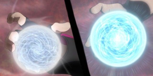 Boruto Naruto Team 7 Combo Rasengan Konohamaru Anime