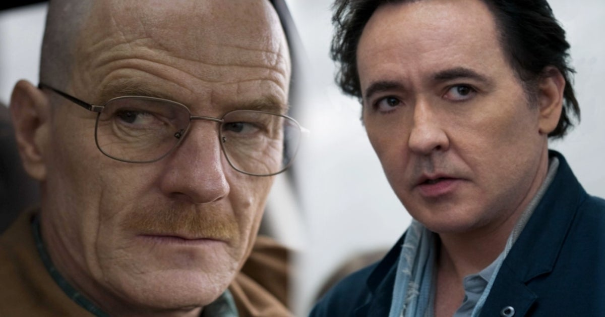 Breaking Bad Bryan Cranston John Cusack