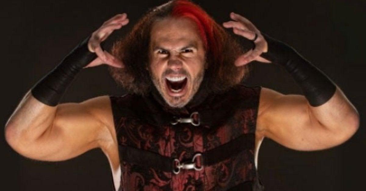 Broken Matt Hardy AEW WWE