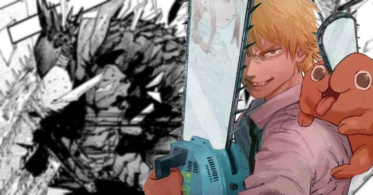 Chainsaw Man Makima Death Denji Spoilers Manga