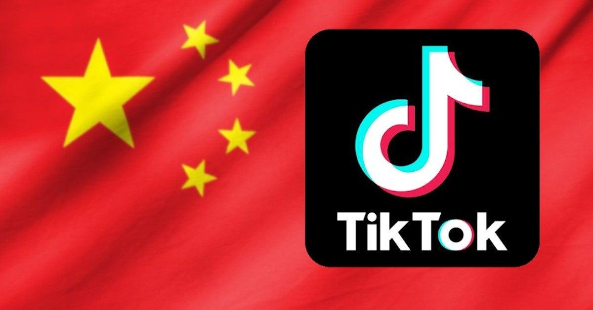 China Wont Sell TikTok Trump Ban America Users