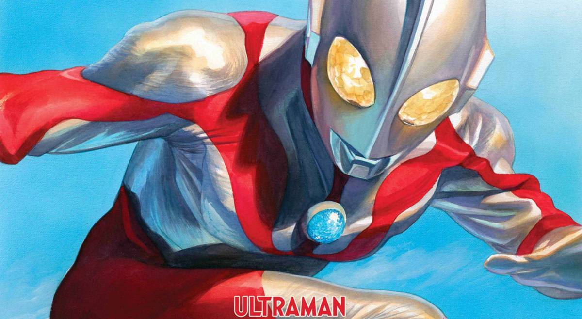 Comic Reviews - The Rise of Ultraman #1