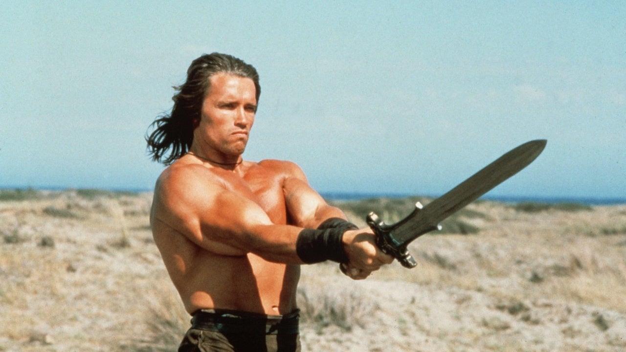 conan the barbarian movie