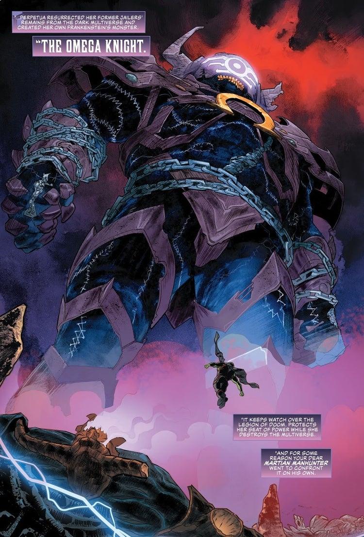 dark nights death metal omega knight 2