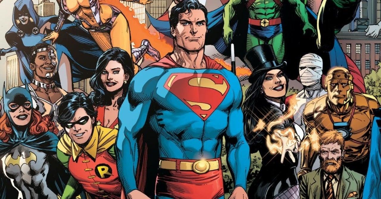 Mark Waid Reunites With DC Comics for Dark Nights: Death Metal Tie-In