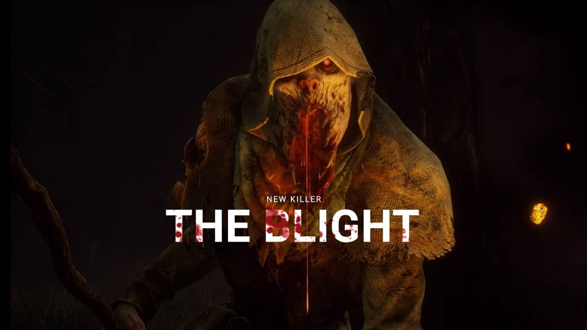 Dead by Daylight The Blight
