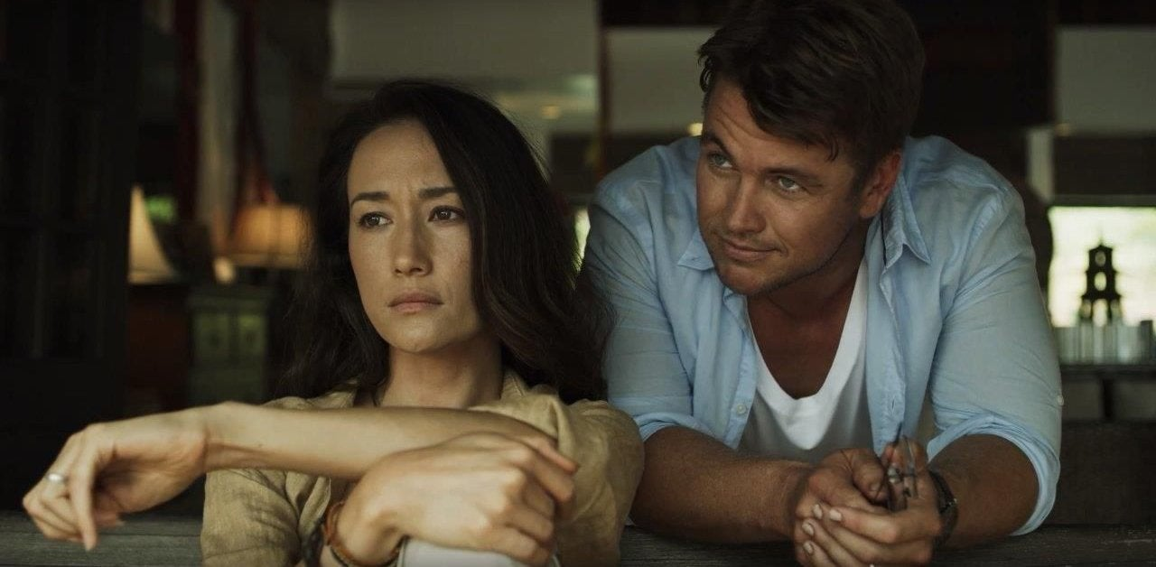 death of me maggie q luke hemsworth