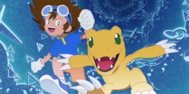 Digimon Adventure ED 2