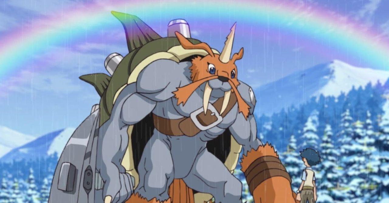 Digimon Adventure Introduces Gomamon's Ultimate Evolution