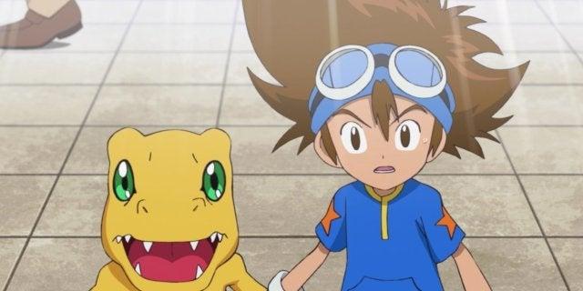 Digimon Adventure Tai Agumon