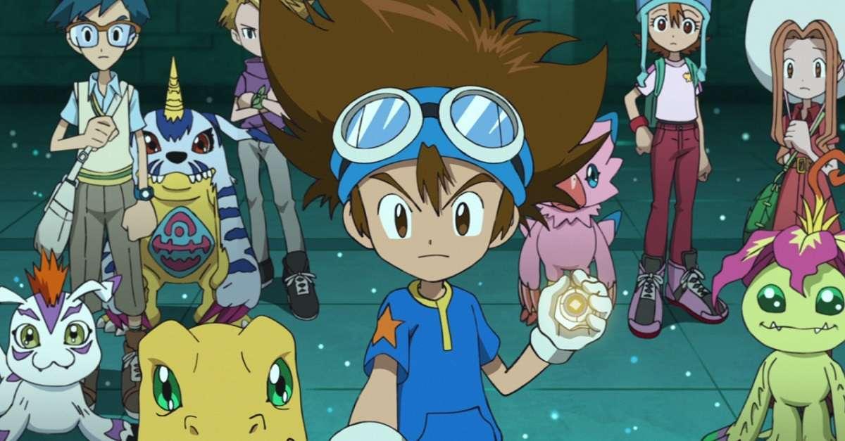 Digimon Anime Fan Reactions