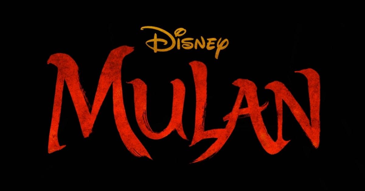 Disney Mulan 2020