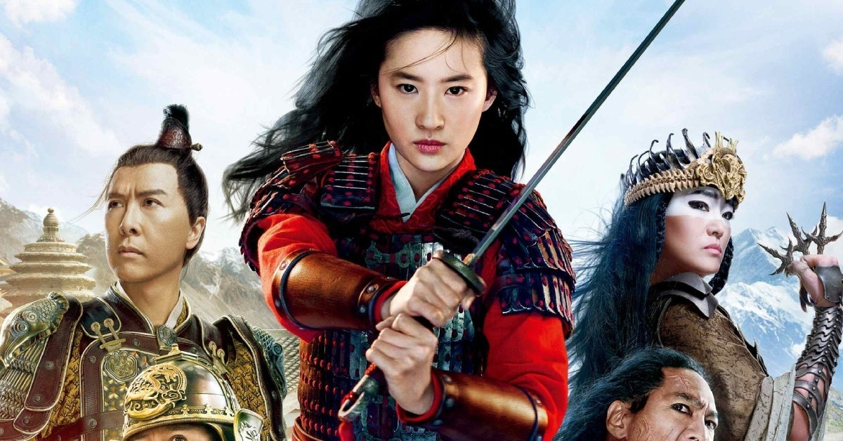 disney's mulan live action