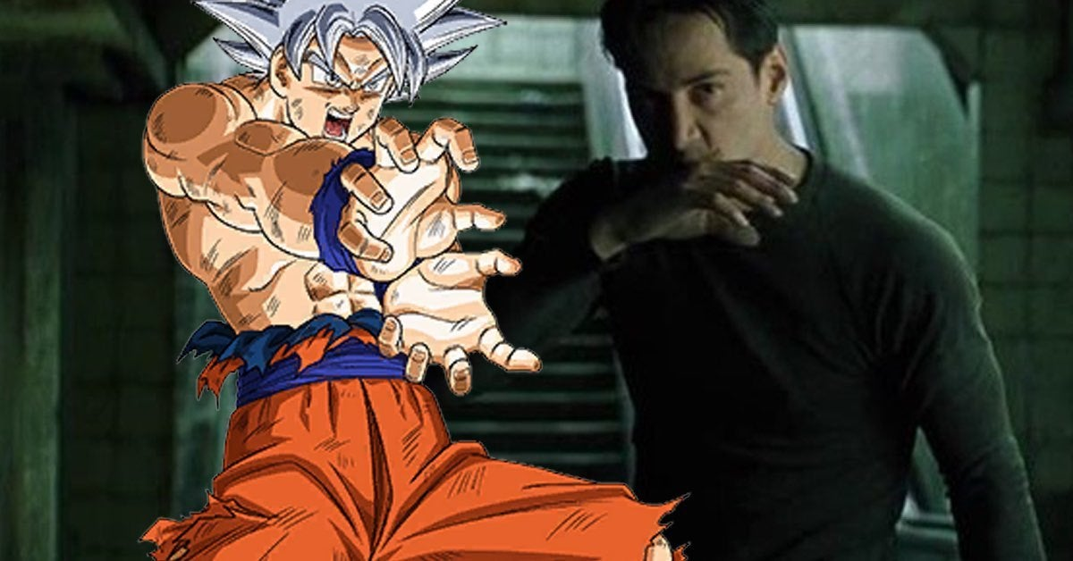 dragon ball matrix