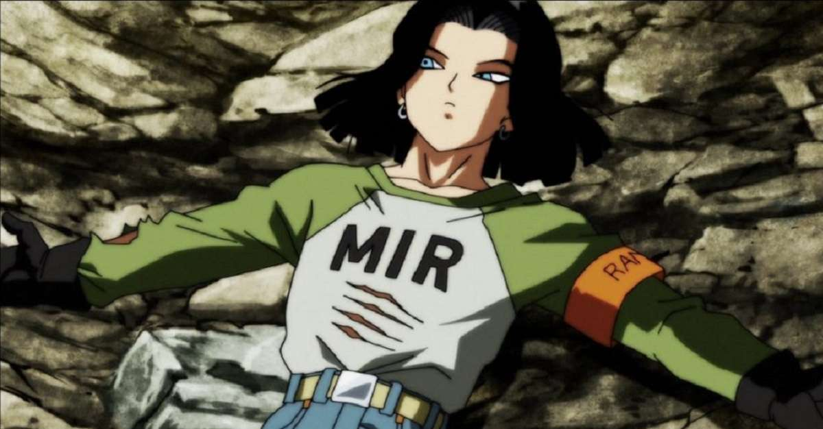 Dragon Ball Super Android 17