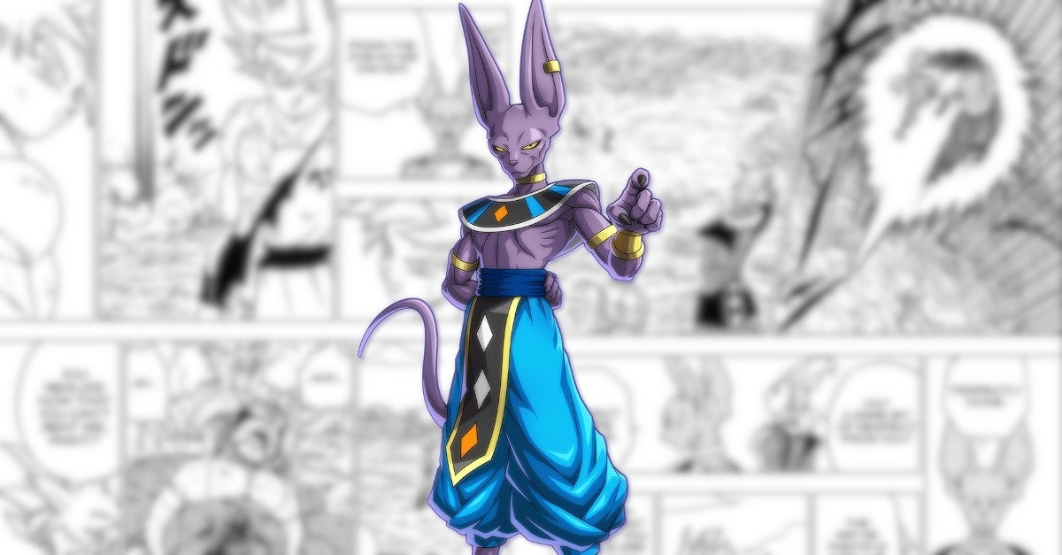 Dragon Ball Super Beerus Gives Goku Respect Ultra Instinct Manga 64 Spoilers