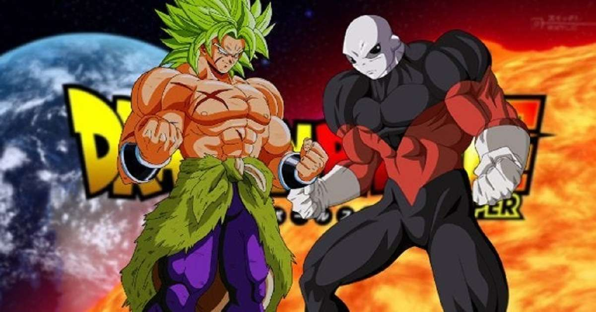 Dragon Ball Super Broly Jiren Epic Showdown