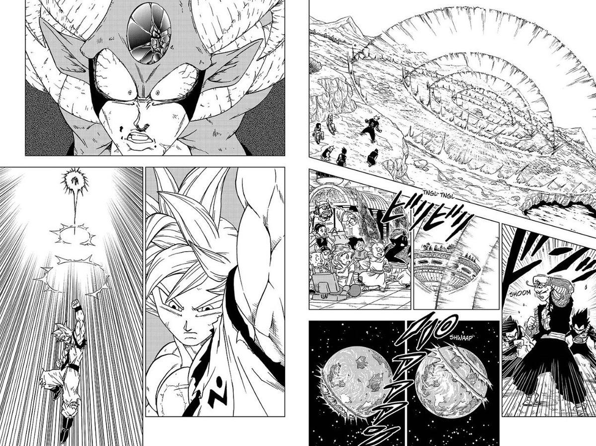 Dragon Ball Super Goku Ultra Insitnct Power Levels Too Strong