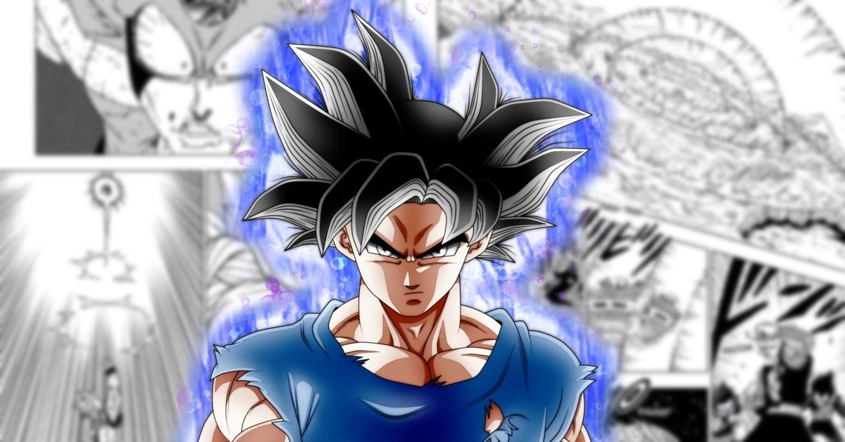 Dragon Ball Super Goku Ultra Insitnct Power Levels Too Strong