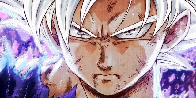 Dragon Ball Super Goku Ultra Instinct Powers Level Perfected Unstable Manga Anime