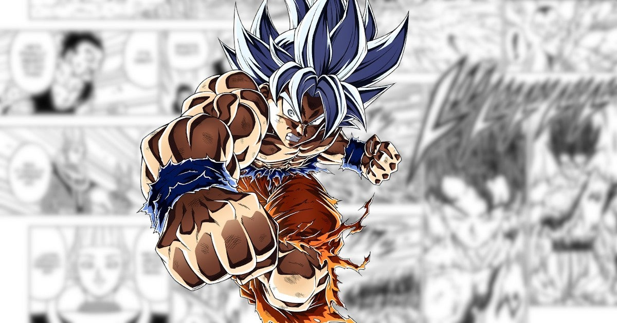 Dragon Ball Super Manga 64 Spoilers Ultra Instinct Perfected Official Name